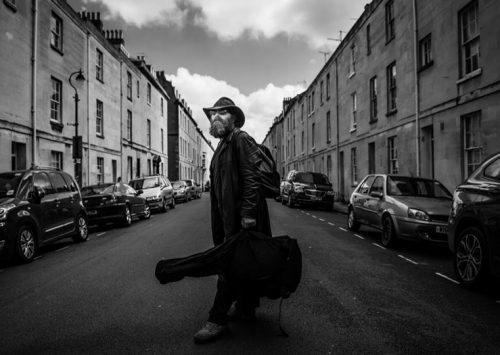 Talking the Walk 02: Neo – Homeless Singer, Social Activist