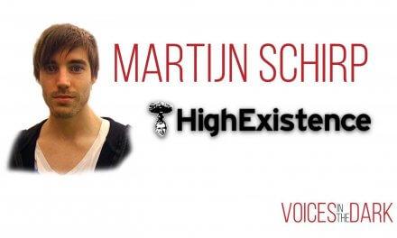 Talking the Walk 01: Seeking a High Existence with Martijn Schirp