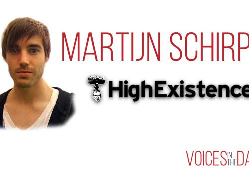 Talking the Walk 01: Seeking a High Existence with Martijn Schirp