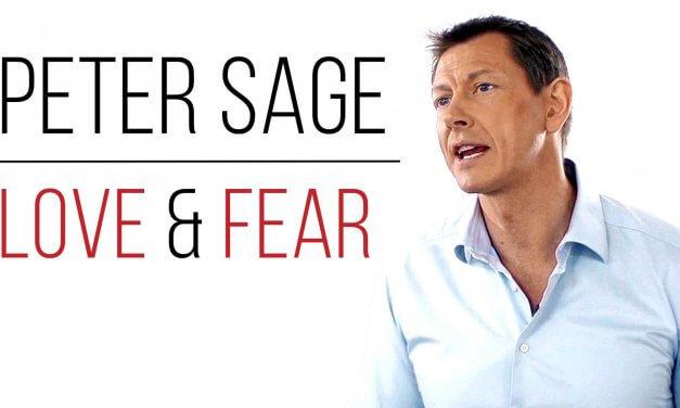 Peter Sage – Love & Fear