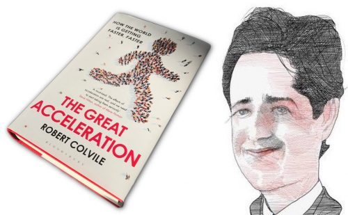 The Great Acceleration: Robert Colvile Interview