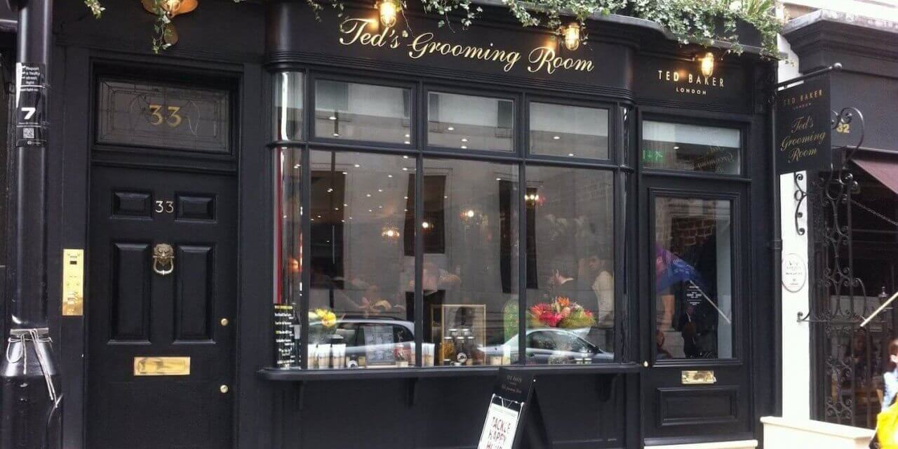 COVENT GARDEN BARBERSHOP LAUNCH