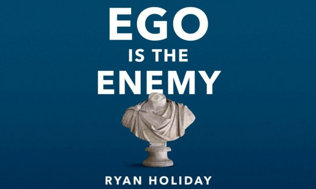 Minisode: Ryan Holiday, Ego Traps, Depression and Creativity