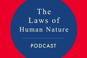 Robert Greene Laws of Human Nature podcast series graphic