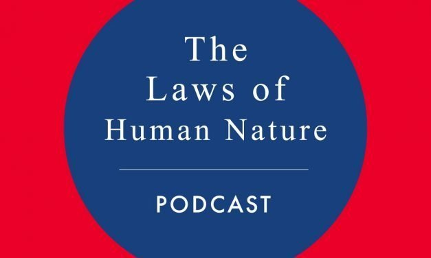 THE LAWS OF HUMAN NATURE 12: Poison Envy